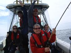 salmon fishing charters, halibut fishing charters, Tofino, BC, Canada, Tofino accommodation